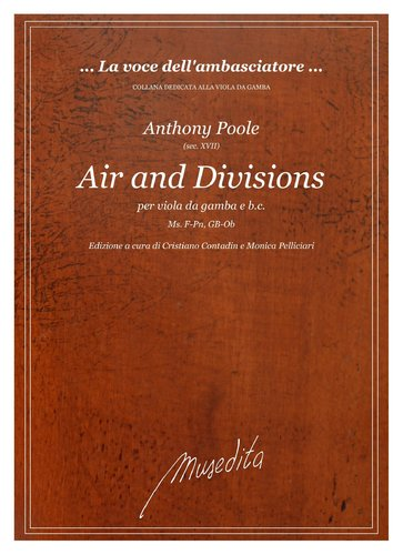 A.Poole - 18 Divisions on a Ground (Ms vari)