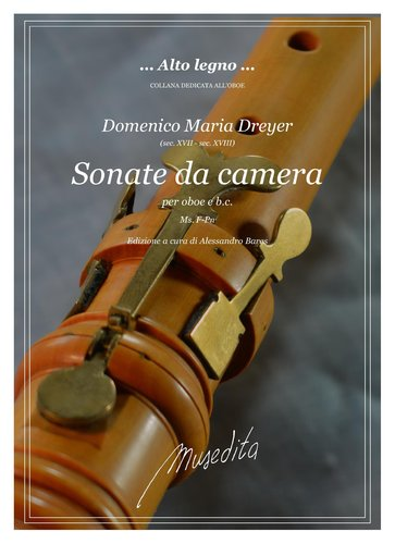 D.M.Dreyer - 6 Sonate (Ms, F-Pn)