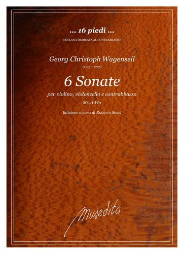 G.C.Wagenseil - 6 Sonate (Ms, A-Wn)